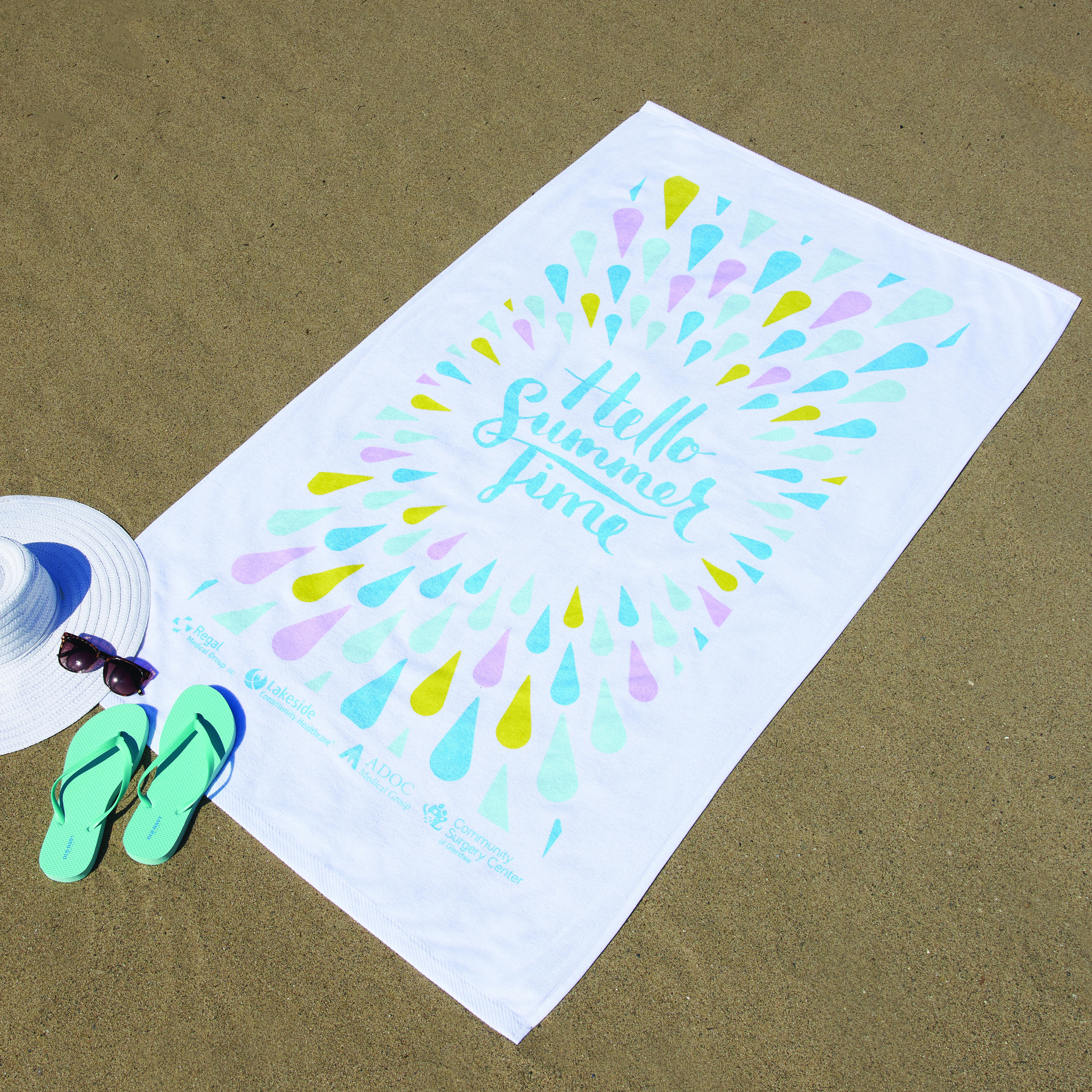 beach towel diamond towels bt