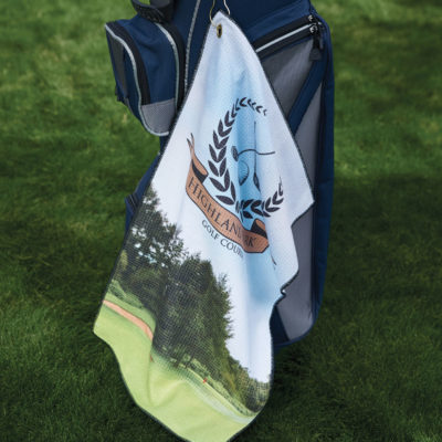 Pro Vision Golf Towels