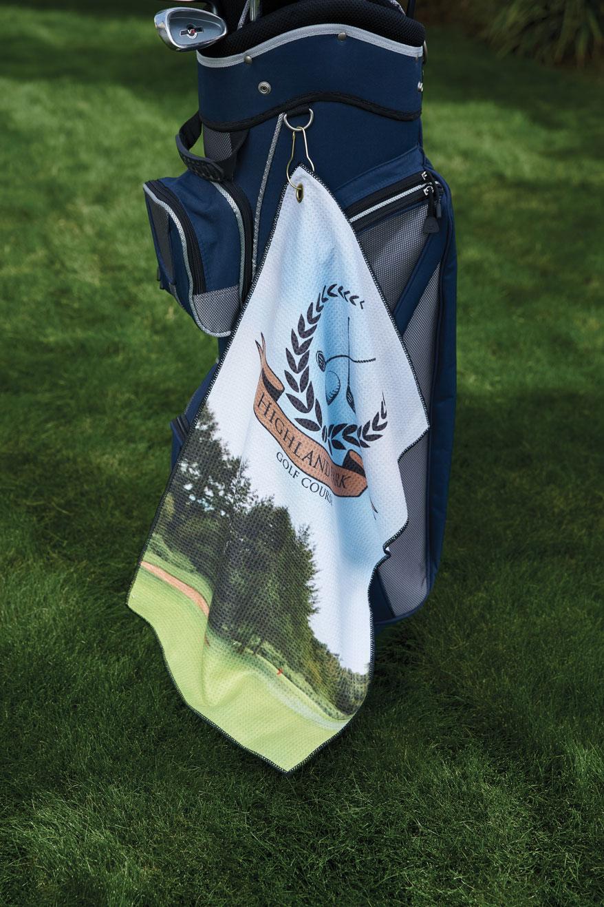 FOTO Vision™ Golf Towels