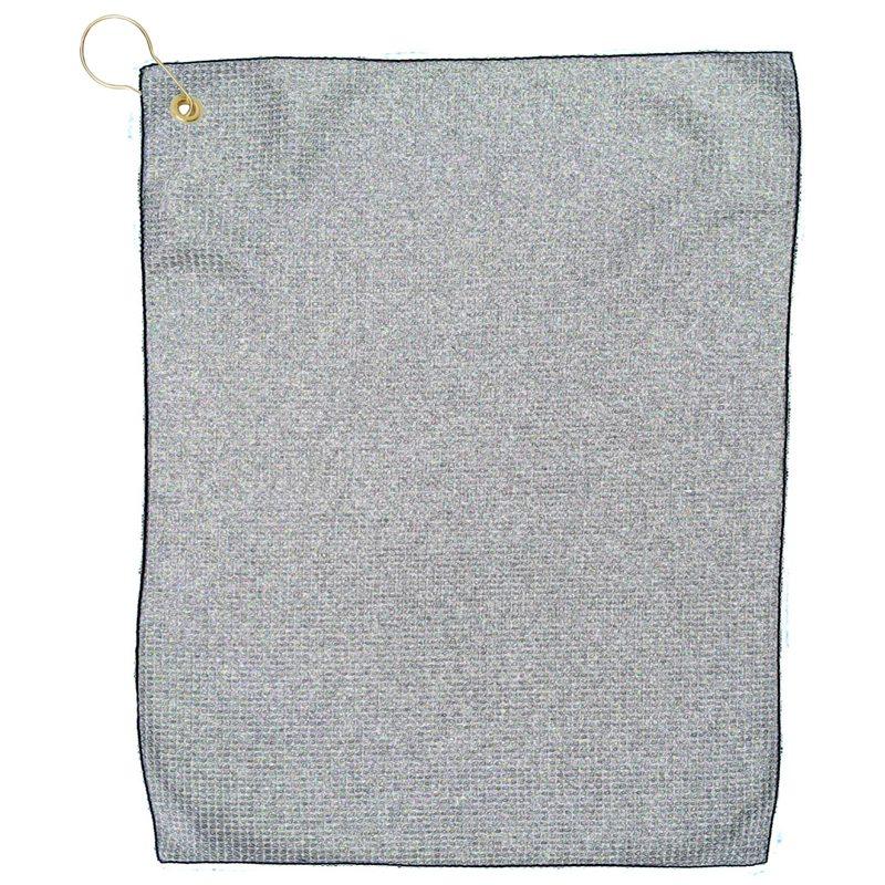 Small Towel: Microfiber Waffle Small Golf Towel