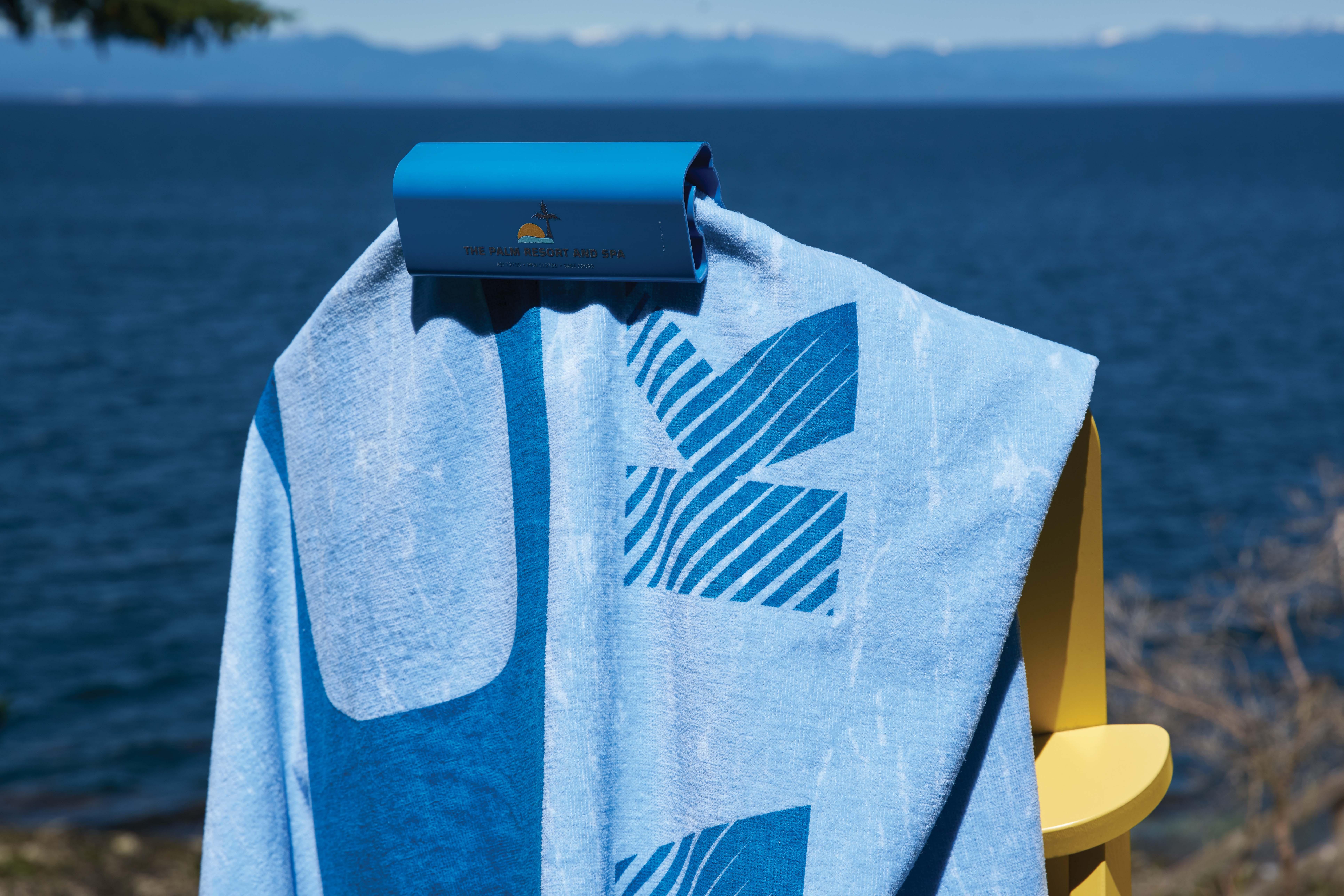 Beach Towel Clip Pro Towels