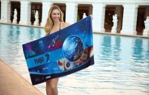 ImagePro Beach Towel
