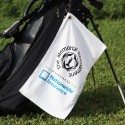 Small Heavyweight Golf Towel