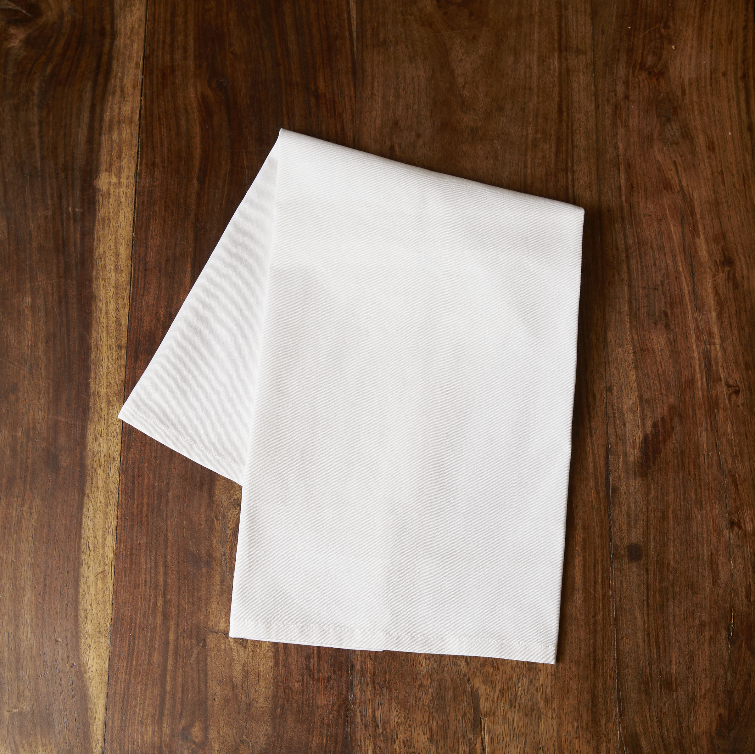 Blank Towel: Keepsake Tea Towel