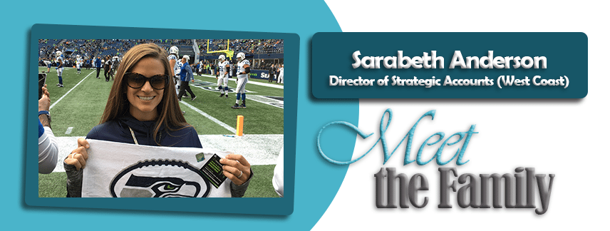 MEET THE FAMILY – SARABETH ANDERSON