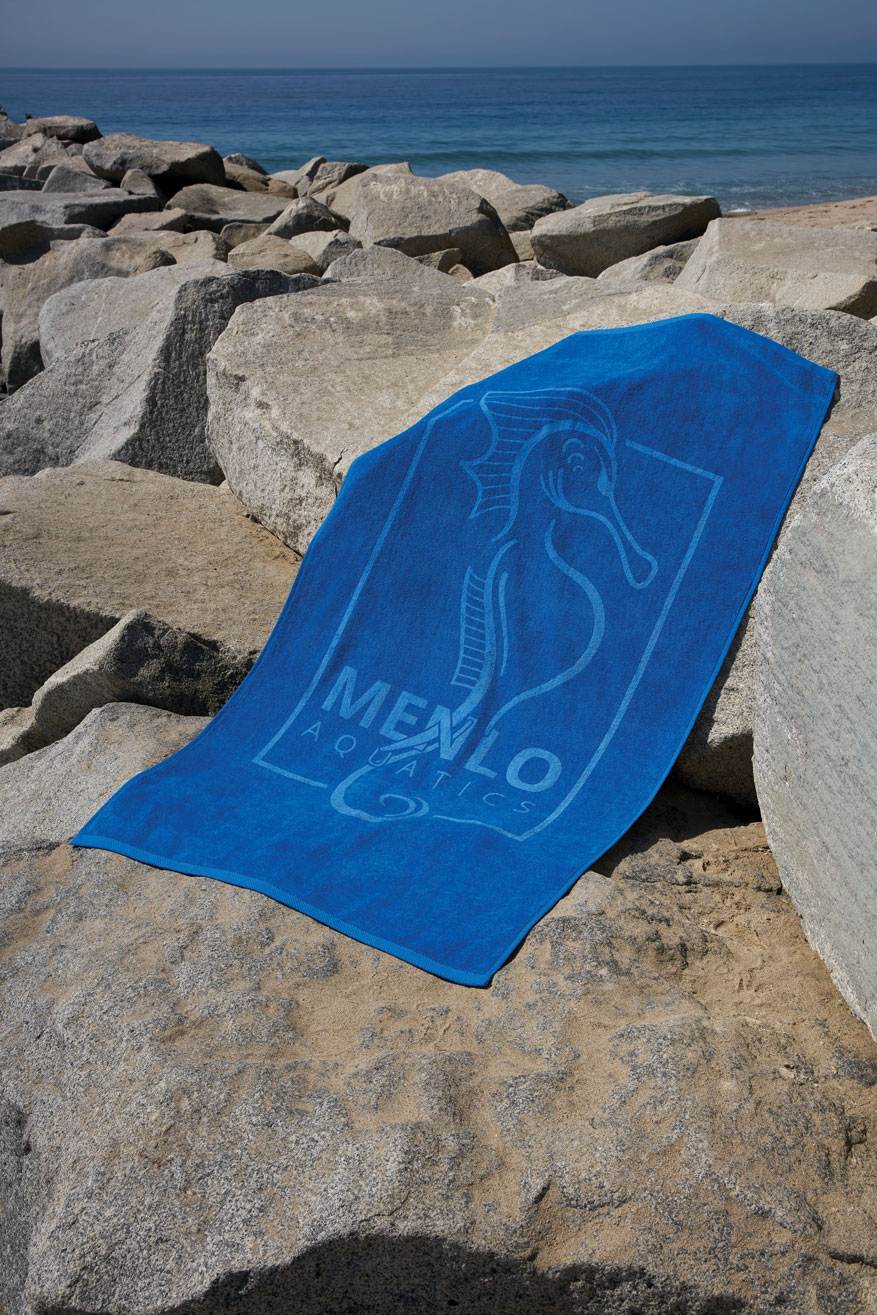 Colored Beach Towels
