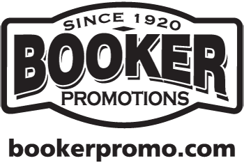DISTRIBUTOR SPOTLIGHT – BOOKER PROMOTIONS