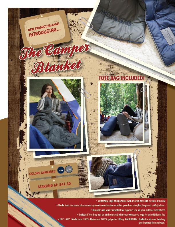 The Camper Blanket