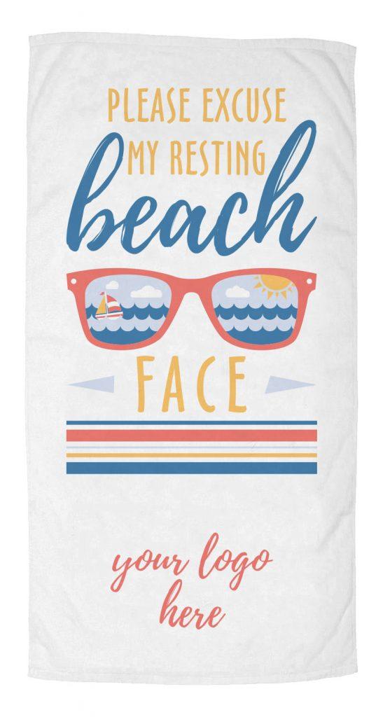 PTBF - Resting Beach Face