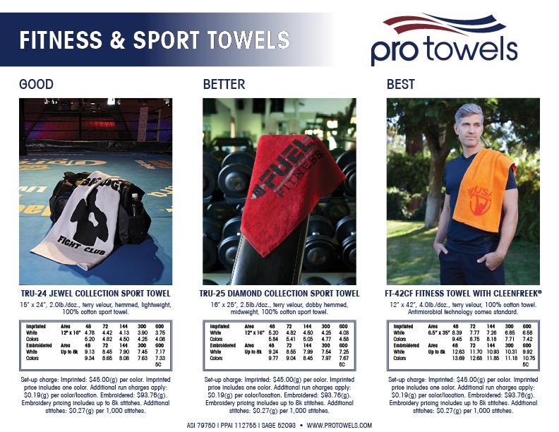 Fitness&SportTowels