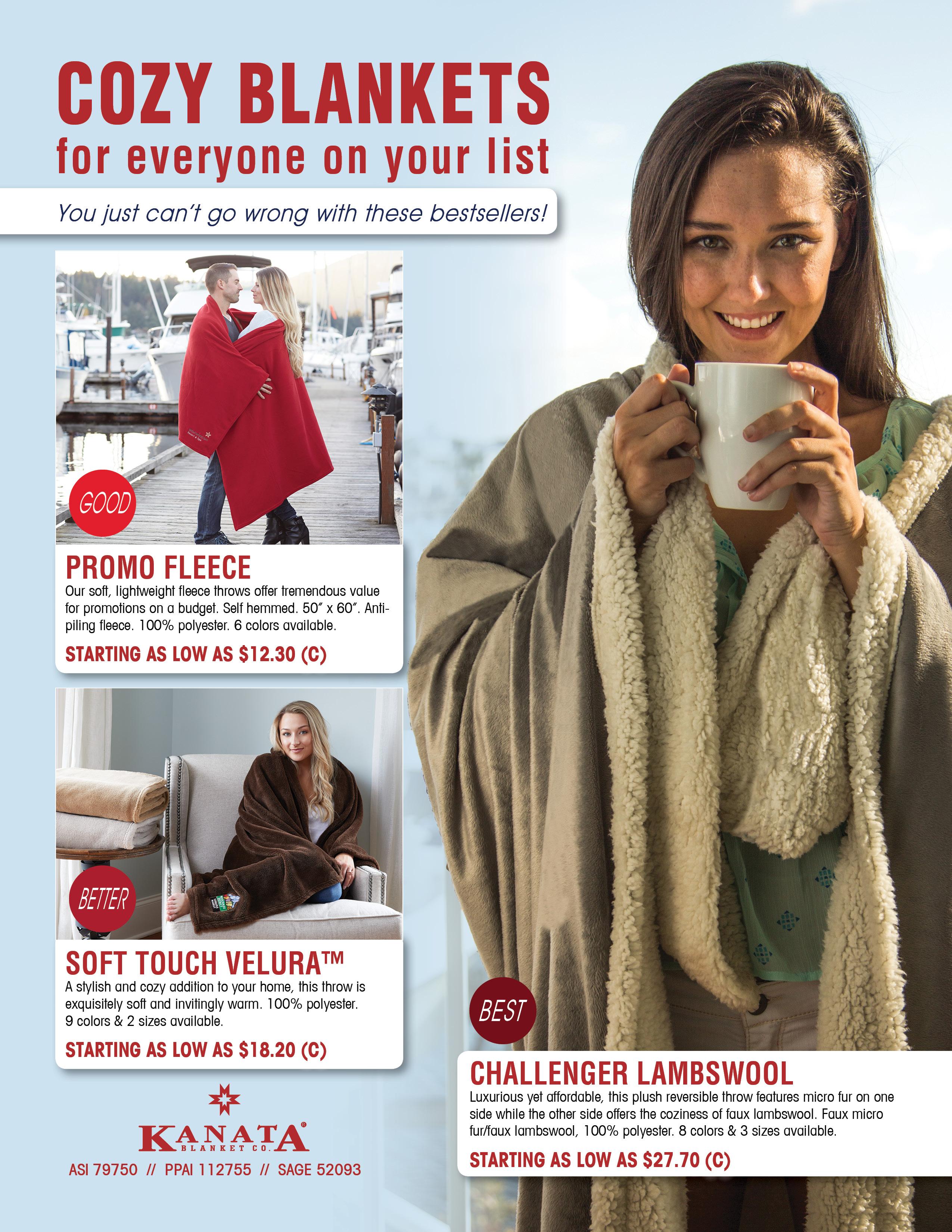 Good, Better, Best Blankets