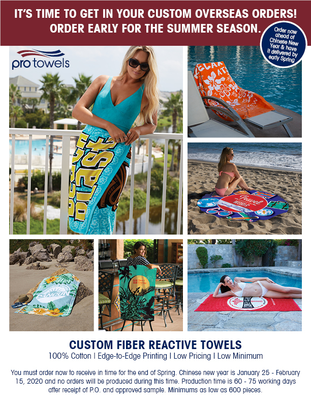 Pro Towels Family